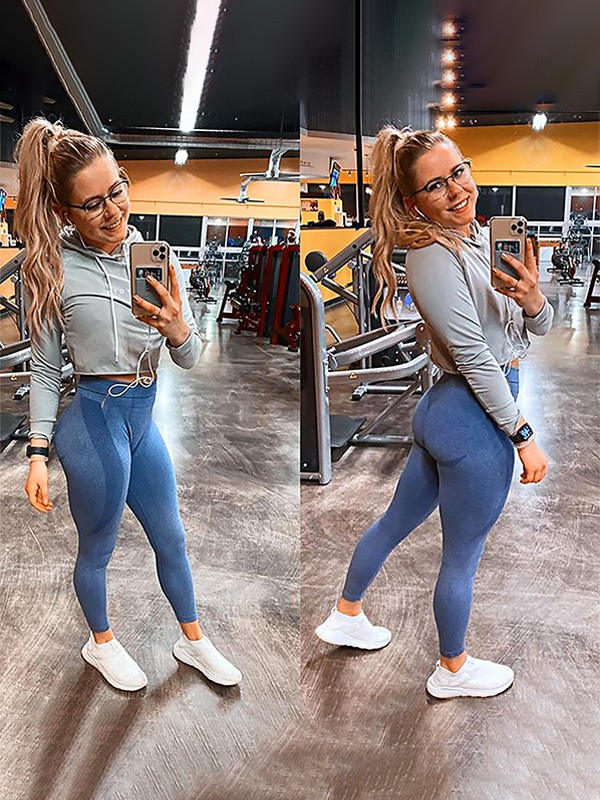 Nice Cotton Yoga Pants&Leggings