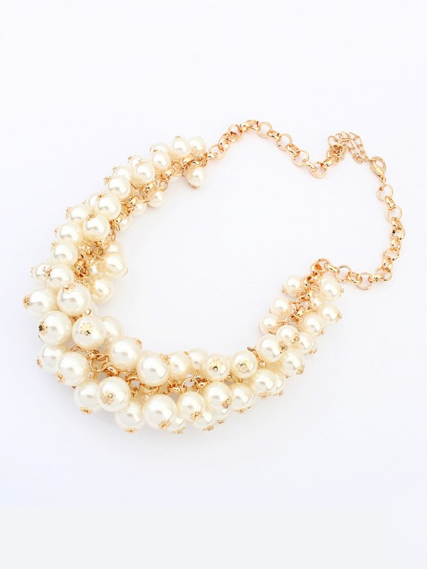 Occident Retro Palace Imitation Hot Sale Necklace